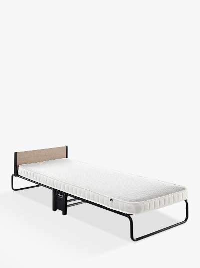 JAY-BE® Solace Folding Bed with Foam Free Pocket Sprung Mattress, Small Single