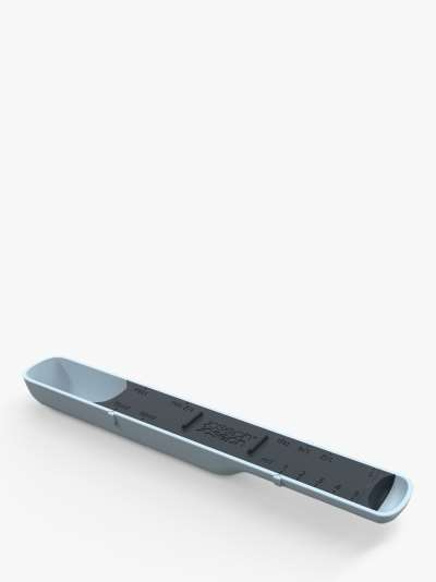 Joseph Joseph Measure-Up Adjustable Measuring Spoon, Blue