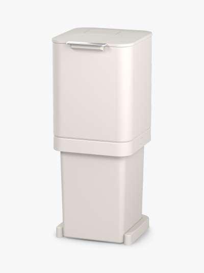 Joseph Joseph Pop Waste Separation and Recycling Bin, 40L