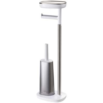Joseph Joseph Toilet Butler with Flex™ Toilet Brush