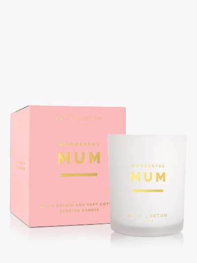 Katie Loxton Wonderful Mum Scented Candle, 352g