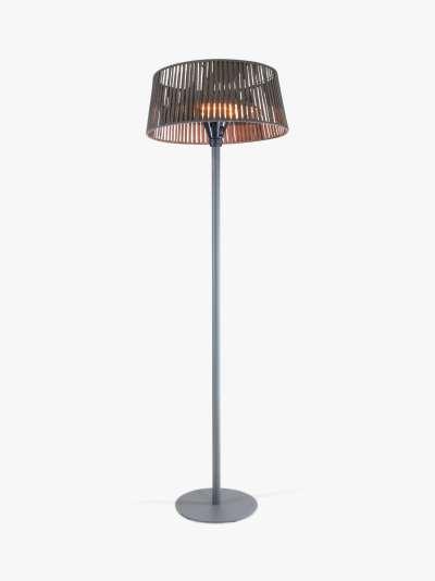 KETTLER Kalos Plush Floorstanding Electric Patio Heater, 215cm