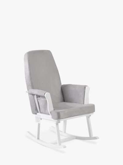 Kub Haldon Nursing Rocking Chair, Grey