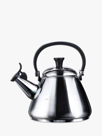 Le Creuset Stainless Steel Stovetop Kone Kettle, 1.6L