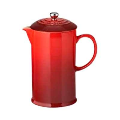Le Creuset Stoneware Coffee Press, 1L