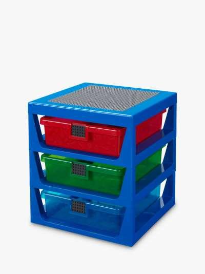 LEGO Storage 3-Drawer Rack