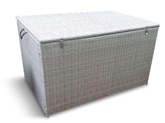 LG Outdoor Monaco Cushion Storage Box, Oak
