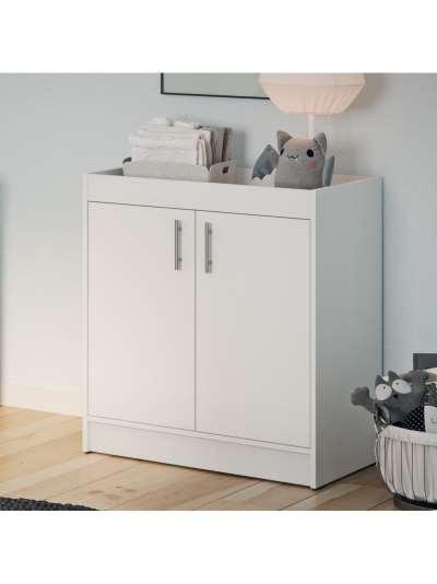 Little Acorns Athena Dresser, White