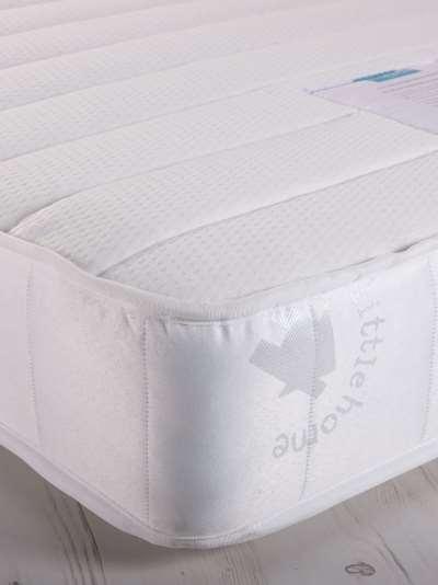 little home at John Lewis 15cm Deep Open Spring Water Resistant Bunk Bed Mattress, Medium, Single