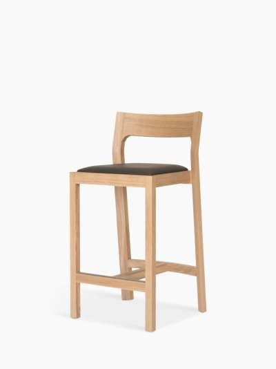 Matthew Hilton for Case Profile Bar Chair, Oak