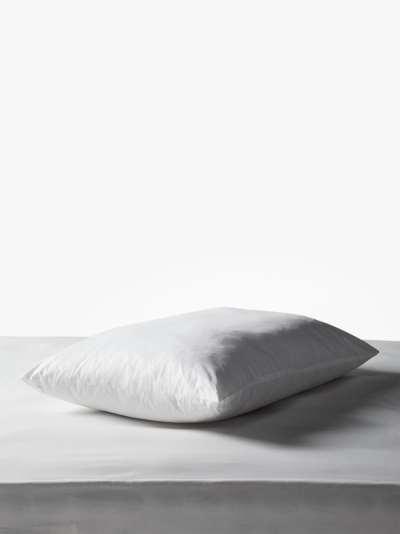 John Lewis & Partners Natural Collection Devon Wool Standard Pillow, Medium