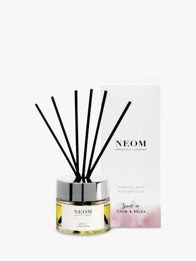 Neom Organics London Complete Bliss Reed Diffuser