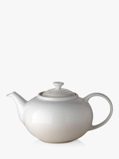 Le Creuset Stoneware Classic 5 Cup Teapot, 1.3L