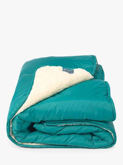 The Fine Bedding Company Night Owl Outdoor Duvet, 9 Tog, Single