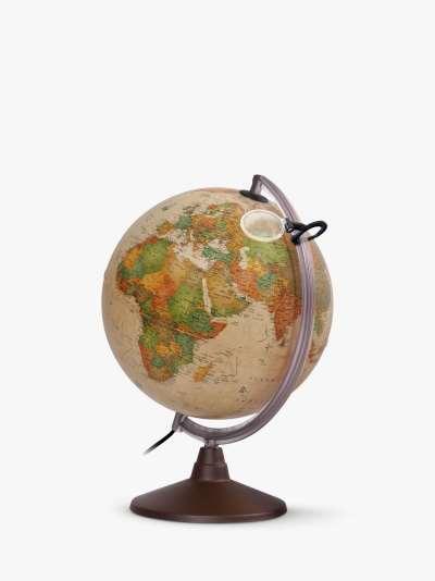 Nova Rico Marco Polo Globe, Gold, 30cm