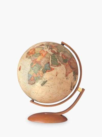 Nova Rico Optimus Illuminated Globe, Brown, 30 cm