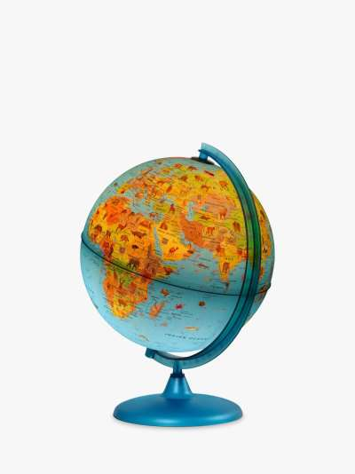 Nova Rico Symbole Globe, Blue, 30cm