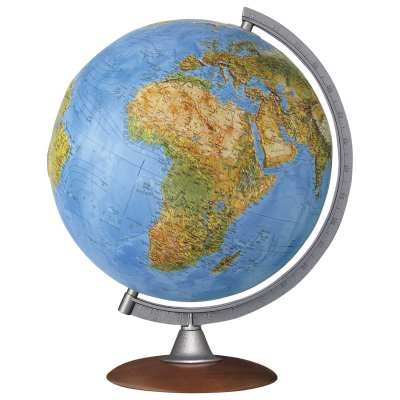 Nova Rico Tactile Globe, Blue, 30cm
