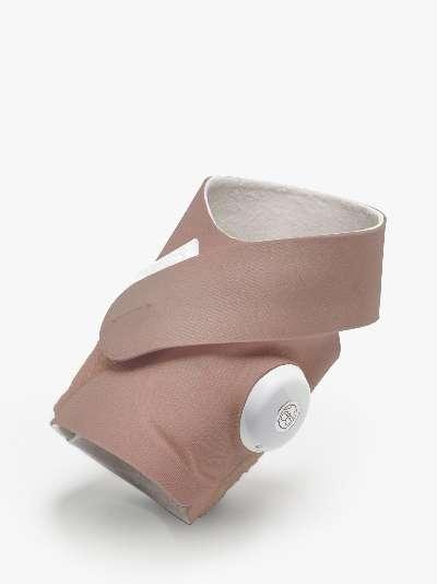 Owlet Smart Sock 3 Baby Monitor, Dusty Rose
