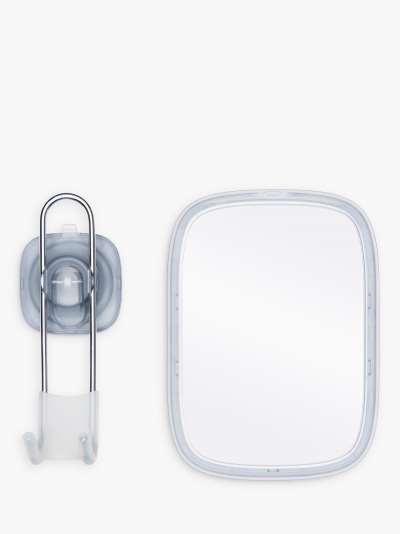OXO Good Grips Stronghold Suction Fogless Bathroom Mirror