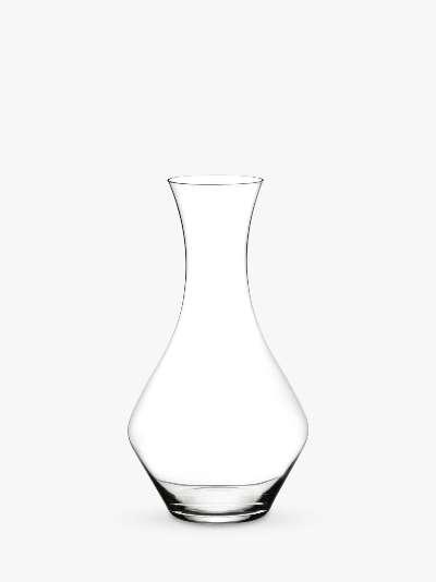 RIEDEL Crystal Glass Cabernet Magnum Decanter, Clear, 1.7L
