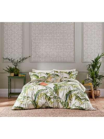Sanderson Palm House Bedding