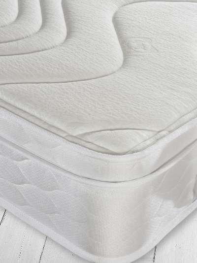 Sealy Activ Comfort Open Sprung Mattress, Medium Tension, Super King Size