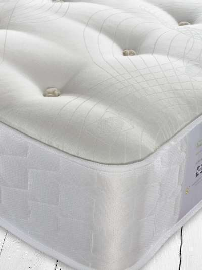 Sealy ActivSleep Ortho Sprung Mattress, Firm Tension, Double