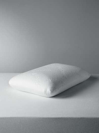 SleepGreen Natural Latex Standard Pillow, Medium/Firm