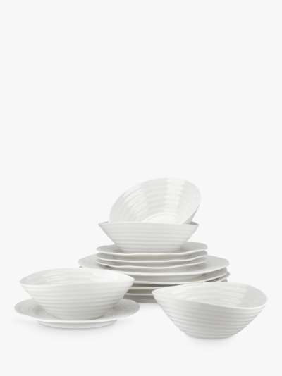 Sophie Conran for Portmeirion Teapot, 1.13L, White