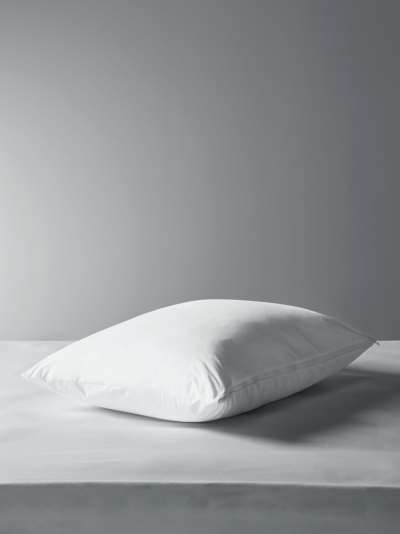John Lewis & Partners Specialist Synthetic Adjustable Support Microfibre Standard Pillow