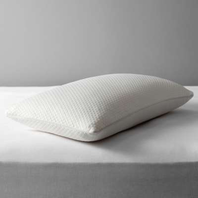 John Lewis & Partners Specialist Synthetic Carefree Comfort Teflon V-Shaped Support Pillow