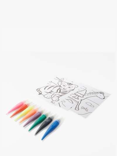 John Lewis & Partners Squeezy Paint Set
