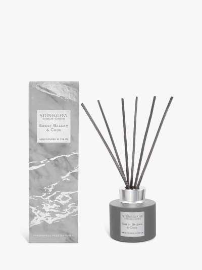 Stoneglow Luna Sweet Balsam & Cade Reed Diffuser, 120ml