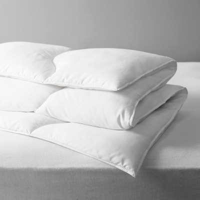 John Lewis & Partners Synthetic Soft Touch Washable Kingsize Pillow, Soft/Medium