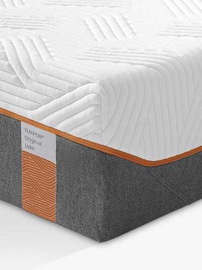 TEMPUR® Original Luxe Memory Foam Mattress, Medium Tension, Extra Long Single