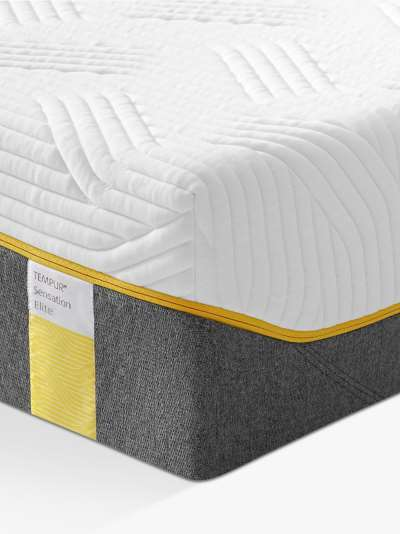 TEMPUR® Sensation Elite Memory Foam Mattress, Firm Tension, Extra Long Single