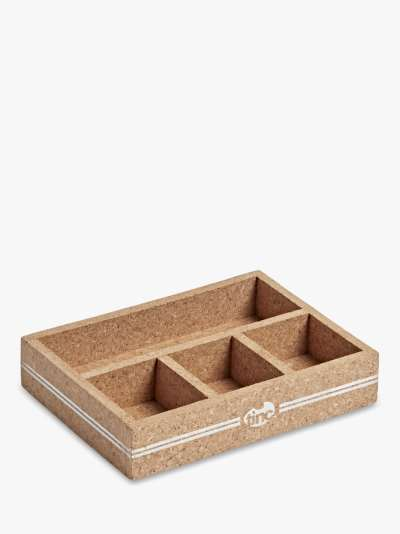 Tinc Authentinc Cork Desk Tray Tidy