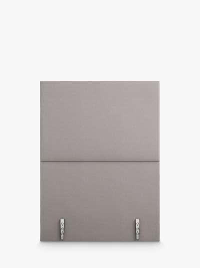Vispring Hebe Full Depth Upholstered Headboard, Single, FSC-Certified (Chipboard)