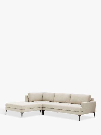 west elm Andes 5+ Seater LHF Sectional Sofa