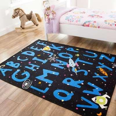Kids Space Rug | Carousel