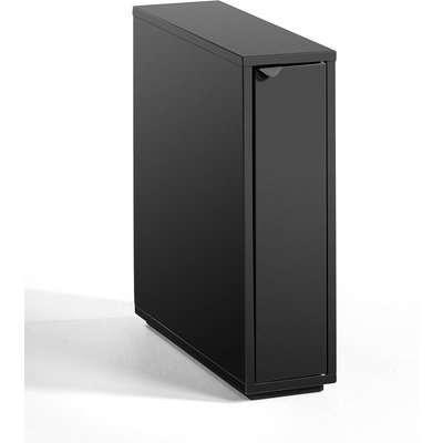 Angus Narrow 1-Door Pedestal Unit