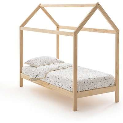 Archi Solid Pine Cabin Bed with Base