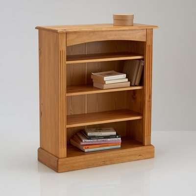 Authentic Style Solid Pine Wardrobe
