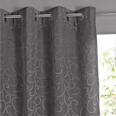 Bériza Single Blackout Curtain with Eyelets