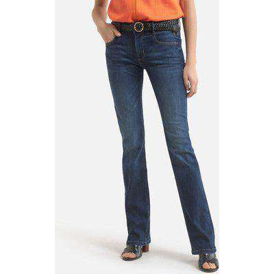 Betsy S-SDM Bootcut Jeans in Mid Rise