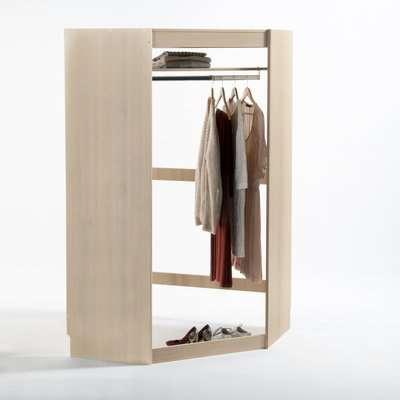 Build Corner Wardrobe Module