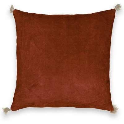Cacolet Stone Washed Velvet Cushion Cover