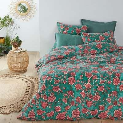 Camden Washed Linen / Cotton Duvet Cover
