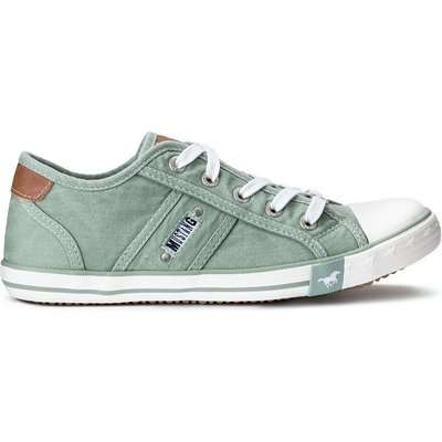 Kids Canvas Touch 'n' Close Trainers